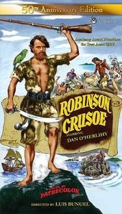 As Aventuras de Robinson Crusoé - Poster / Capa / Cartaz - Oficial 6