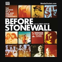 Antes de Stonewall - Poster / Capa / Cartaz - Oficial 1