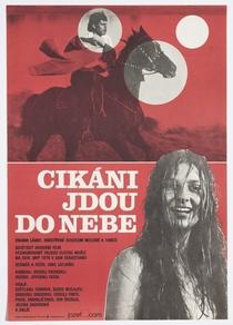 Os Ciganos Vão para o Céu - Poster / Capa / Cartaz - Oficial 2