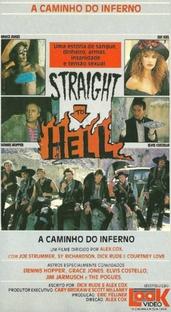 A Caminho do Inferno - Poster / Capa / Cartaz - Oficial 2