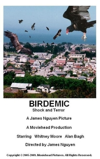 Birdemic: Shock and Terror - Poster / Capa / Cartaz - Oficial 4