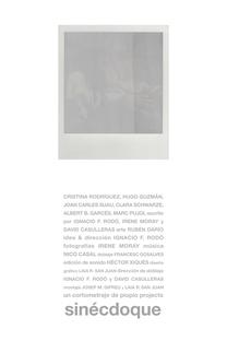 Sinécdoque - Poster / Capa / Cartaz - Oficial 1