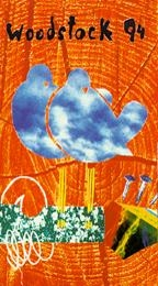 Woodstock '94 - Poster / Capa / Cartaz - Oficial 1