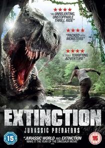 Predadores - A Era da Extinção - Poster / Capa / Cartaz - Oficial 2