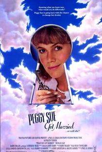 Peggy Sue, Seu Passado a Espera - Poster / Capa / Cartaz - Oficial 2