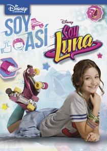 Sou Luna (1ª Temporada) - Poster / Capa / Cartaz - Oficial 1