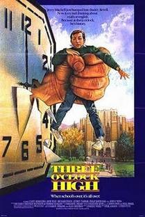 Te Pego Lá Fora - Poster / Capa / Cartaz - Oficial 2