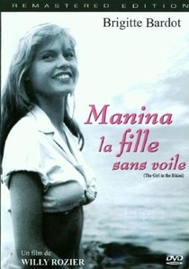 Manina, A Moça Sem Véu - Poster / Capa / Cartaz - Oficial 4