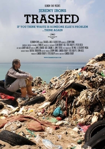 Trashed – Para Onde Vai Nosso Lixo - Poster / Capa / Cartaz - Oficial 1