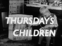 Thursday's Children - Poster / Capa / Cartaz - Oficial 2