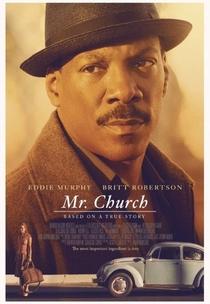 Mr. Church - Poster / Capa / Cartaz - Oficial 1