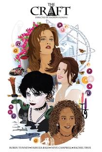 Jovens Bruxas - Poster / Capa / Cartaz - Oficial 5