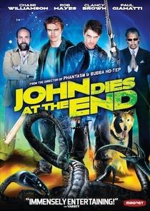 John Morre no Final - Poster / Capa / Cartaz - Oficial 7