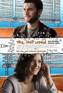 The Last Word - A Última Palavra - Poster / Capa / Cartaz - Oficial 2