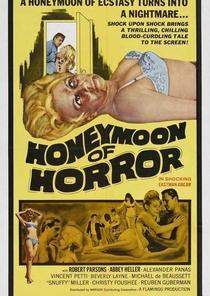 Lua De Mel de Horror - Poster / Capa / Cartaz - Oficial 1