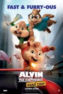 Alvin e os Esquilos: Na Estrada - Poster / Capa / Cartaz - Oficial 7