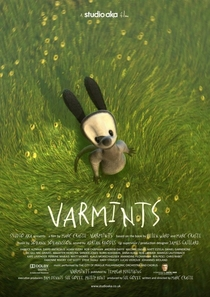 Varmints - Poster / Capa / Cartaz - Oficial 1