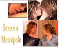 Sexo e a Metrópole - Poster / Capa / Cartaz - Oficial 1