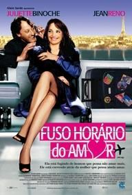 Fuso Horário do Amor - Poster / Capa / Cartaz - Oficial 1