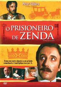 O Prisioneiro de Zenda - Poster / Capa / Cartaz - Oficial 4