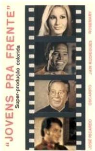 Jovens Pra Frente - Poster / Capa / Cartaz - Oficial 1