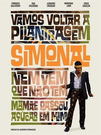 Simonal - Poster / Capa / Cartaz - Oficial 2