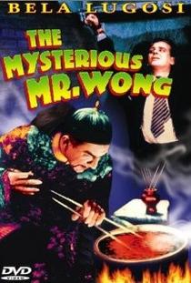O Misterioso Sr. Wong - Poster / Capa / Cartaz - Oficial 1