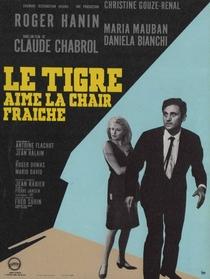 O Código é Tigre - Poster / Capa / Cartaz - Oficial 1