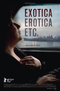Exotica, Erotica, Etc.  - Poster / Capa / Cartaz - Oficial 1