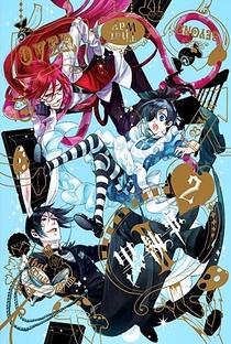 Kuroshitsuji (2ª Temporada) - Poster / Capa / Cartaz - Oficial 18