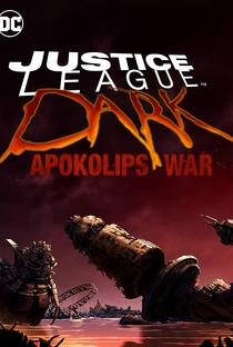 Liga da Justiça Sombria: Guerra de Apokolips - Poster / Capa / Cartaz - Oficial 2