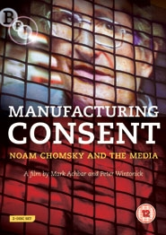 Manufacturing Consent: Noam Chomsky and the Media - Poster / Capa / Cartaz - Oficial 2