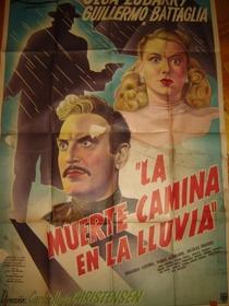 La Muerte Camina en la Lluvia  - Poster / Capa / Cartaz - Oficial 1