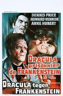 Dracula: Prisoner of Frankenstein - Poster / Capa / Cartaz - Oficial 4