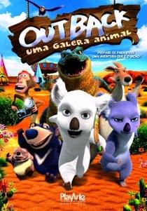 Outback - Uma Galera Animal - Poster / Capa / Cartaz - Oficial 6