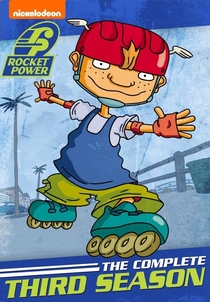 Rocket Power (3ª Temporada) - Poster / Capa / Cartaz - Oficial 1