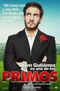 Primos - Poster / Capa / Cartaz - Oficial 6