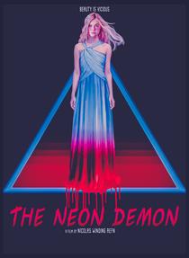 Demônio de Neon - Poster / Capa / Cartaz - Oficial 5