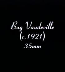 Dreams of the Rarebit Fiend: Bug Vaudeville - Poster / Capa / Cartaz - Oficial 1
