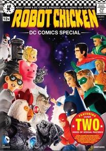Frango Robô Especial DC Comics - Poster / Capa / Cartaz - Oficial 1