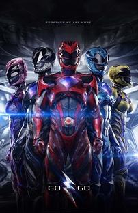 Power Rangers - Poster / Capa / Cartaz - Oficial 3