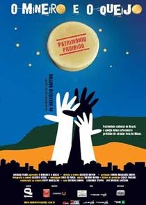 O Mineiro e o Queijo - Poster / Capa / Cartaz - Oficial 1
