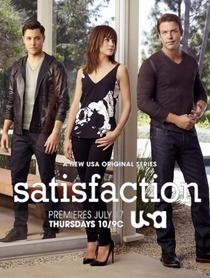 Satisfaction US (2ª Temporada) - Poster / Capa / Cartaz - Oficial 1
