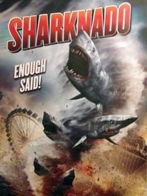 Sharknado - Poster / Capa / Cartaz - Oficial 2