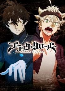Black Clover - Poster / Capa / Cartaz - Oficial 1