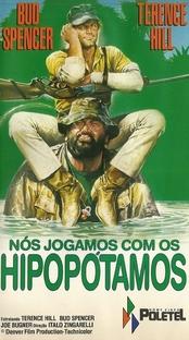 Nós Jogamos Com os Hipopótamos - Poster / Capa / Cartaz - Oficial 2