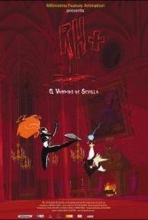 RH+ The Vampire Of Seville - Poster / Capa / Cartaz - Oficial 1