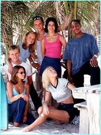 S Club 7 - Em Miami - Poster / Capa / Cartaz - Oficial 1