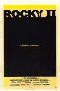 Rocky II - A Revanche - Poster / Capa / Cartaz - Oficial 4
