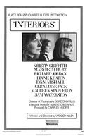 Interiores (Interiors)